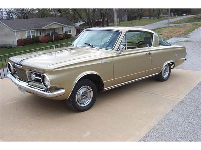 1965 Plymouth Barracuda | 925291