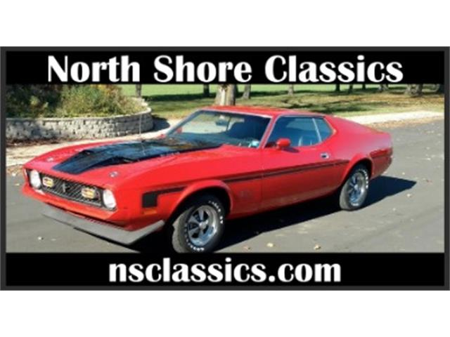 1972 Ford Mustang | 925292