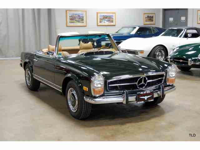 1970 Mercedes-Benz 280SL | 925296