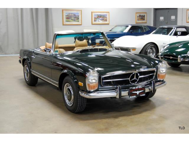 1970 Mercedes-Benz 280SL | 925296