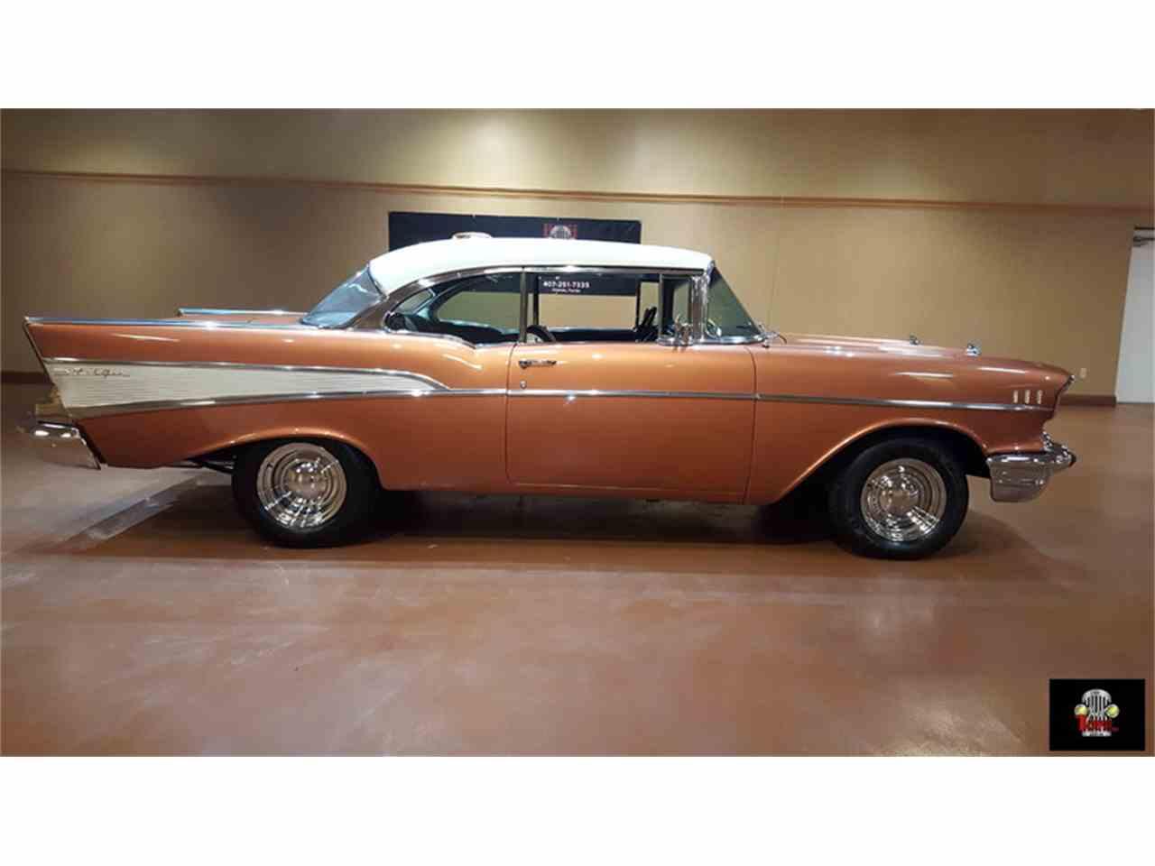1957 Chevrolet Bel Air for Sale - CC-925299