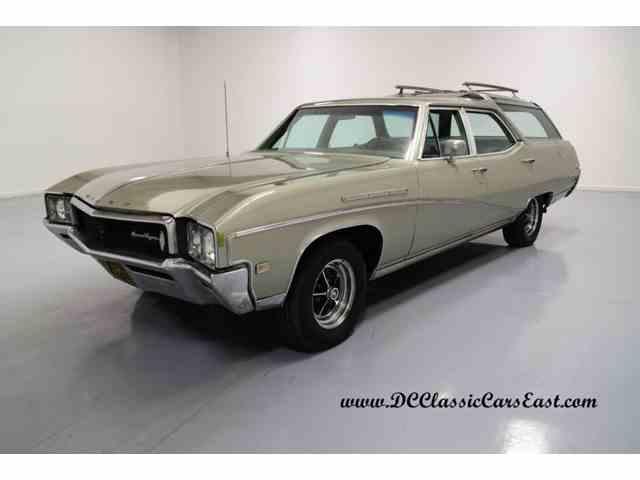 1968 Buick Sport Wagon | 920530