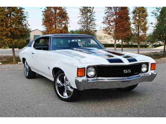 1972 Chevrolet Chevelle SS | 925306