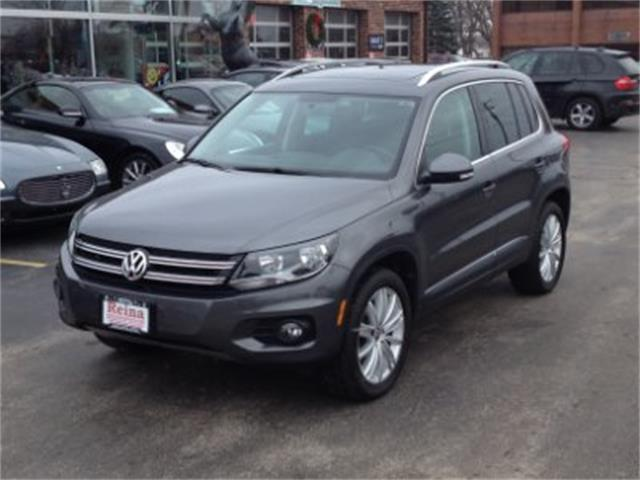 2013 Volkswagen Tiguan | 925309
