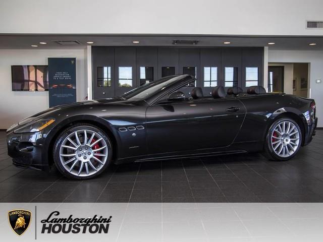 2012 Maserati GranTurismo Convertible | 925334
