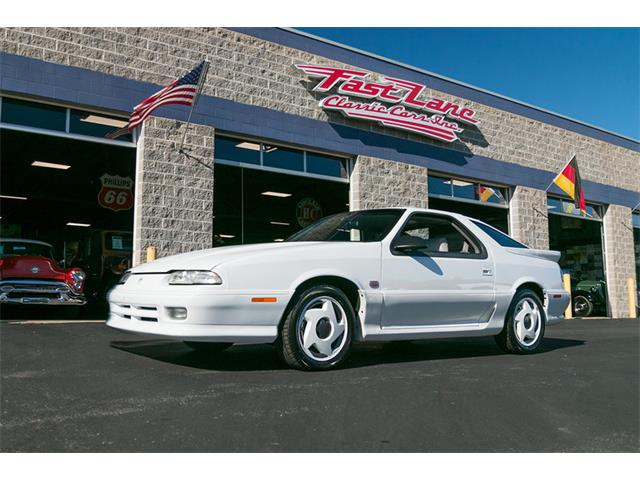 1992 Dodge Daytona | 925342