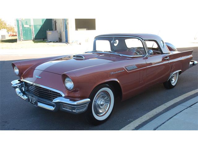 1957 Ford Thunderbird | 925344