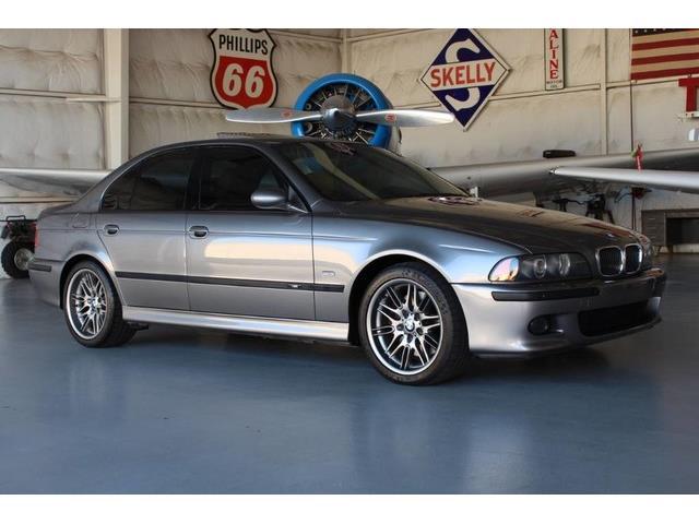2002 BMW 5 Series | 920535