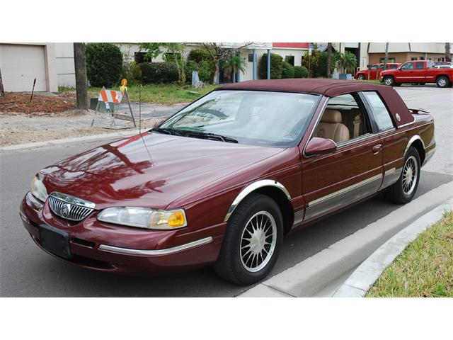 1997 Mercury Cougar XR7 | 925350