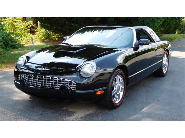 2005 Ford Thunderbird | 925352