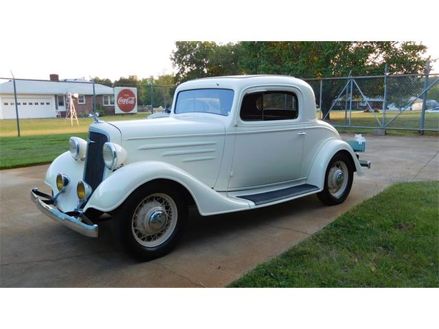 1934 to 1936 chevrolet 3 window coupe for sale on
