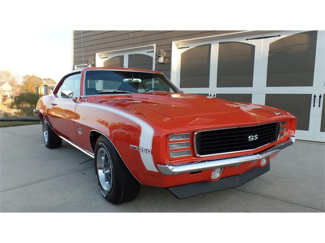 1969 Chevrolet Camaro RS/SS | 925355