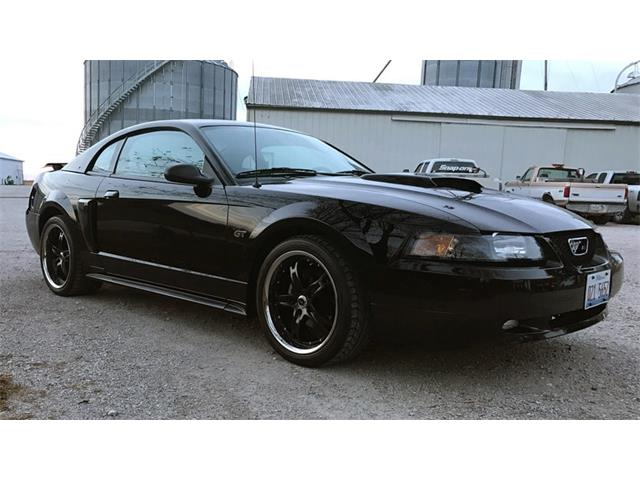 2002 Ford Mustang GT   925360