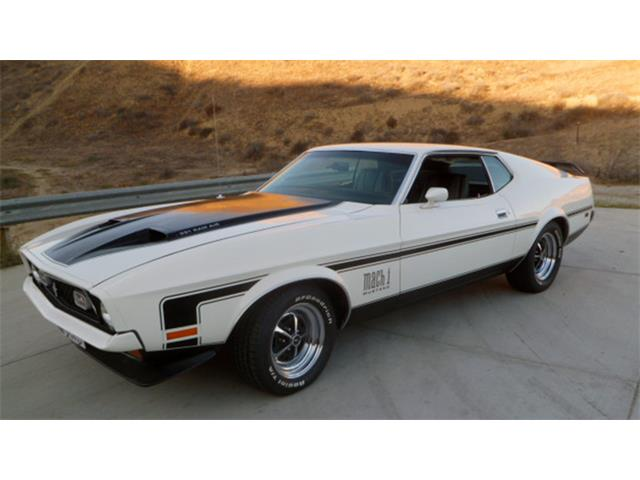 1972 Ford Mustang | 925361