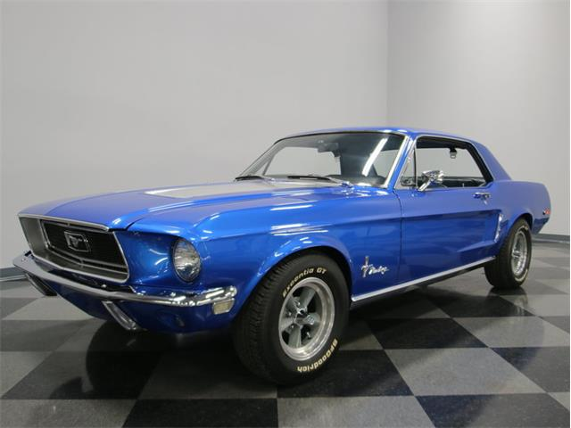 1968 Ford Mustang | 920537