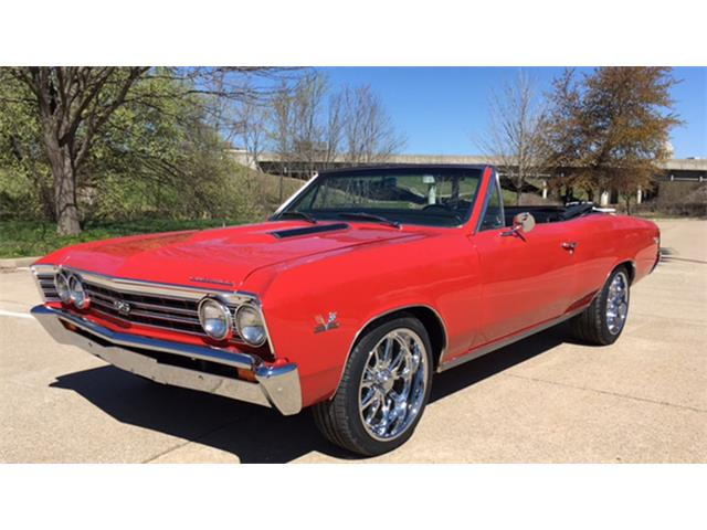 1967 Chevrolet Chevelle | 925374