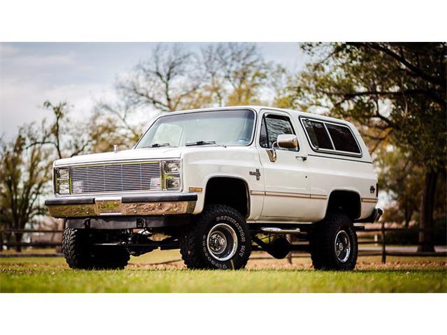 1984 Chevrolet Blazer | 925378