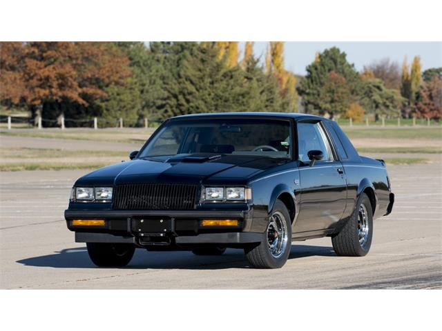 1987 Buick Grand National | 925380
