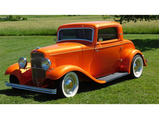 1932 Ford 3-Window Coupe | 925381