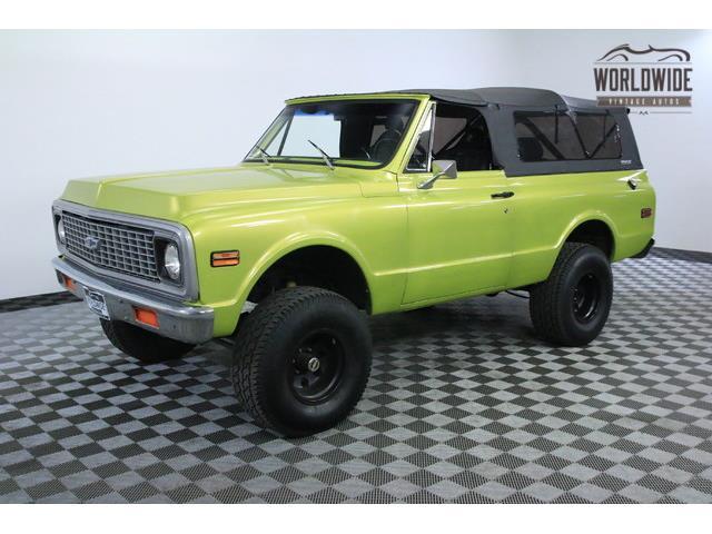 1972 Chevrolet Blazer | 925385