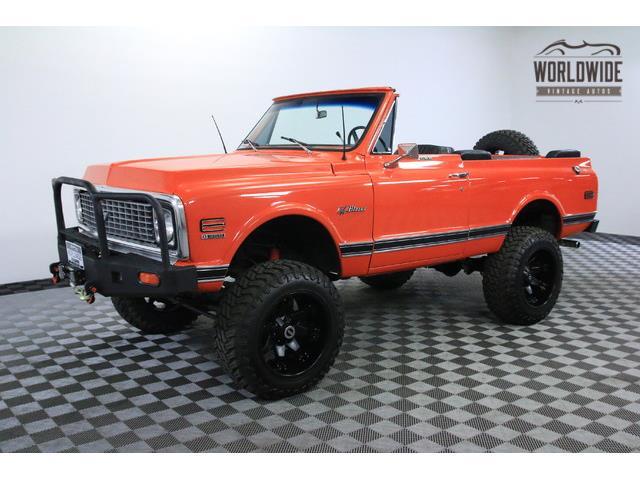 1971 Chevrolet Blazer | 925386