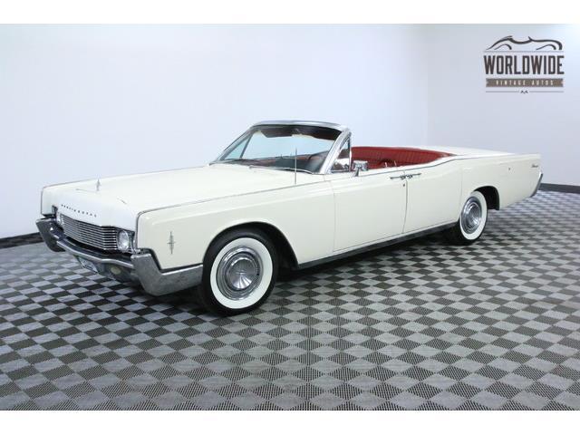 1966 Lincoln Continental | 925387