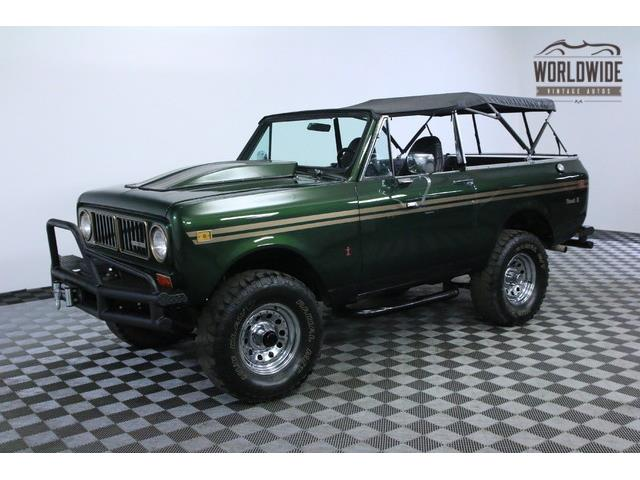 1973 International Scout | 925390