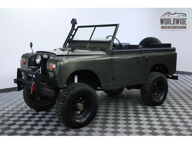 1965 Land Rover Series IIA | 925391
