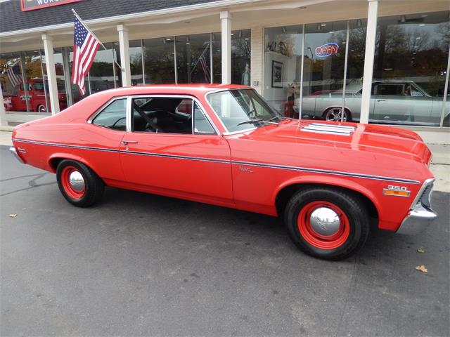 1971 Chevrolet Nova SS | 920540