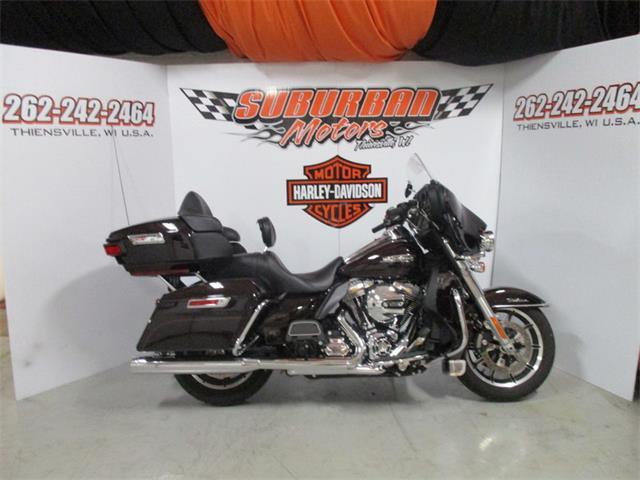 2014 Harley-Davidson® FLHTCU - Electra Glide® Ultra Classic® | 925418