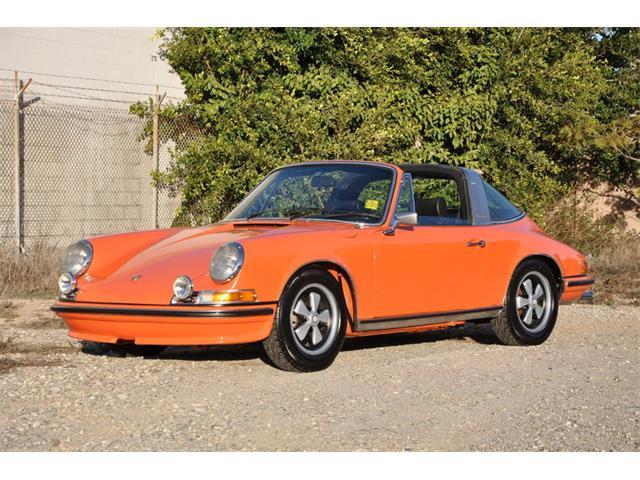 1972 Porsche 911S | 925422