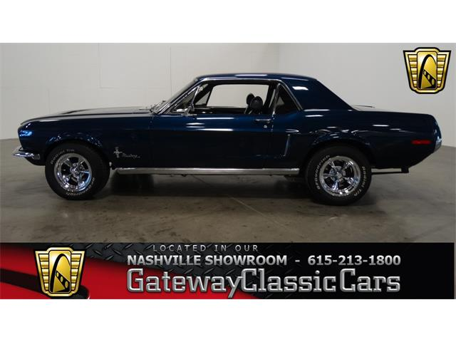 1968 Ford Mustang | 925427