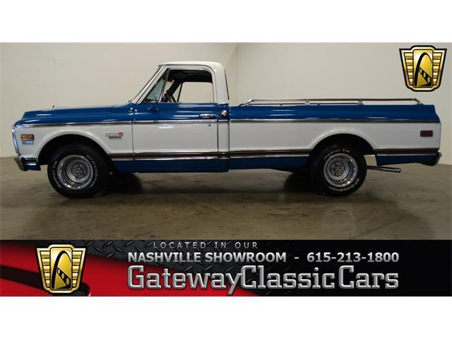 1972 Chevrolet C/K 10 | 925430