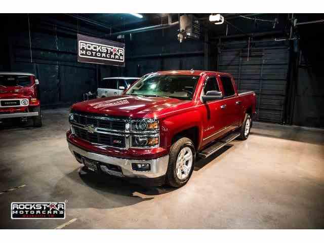 2014 Chevrolet Silverado   925446