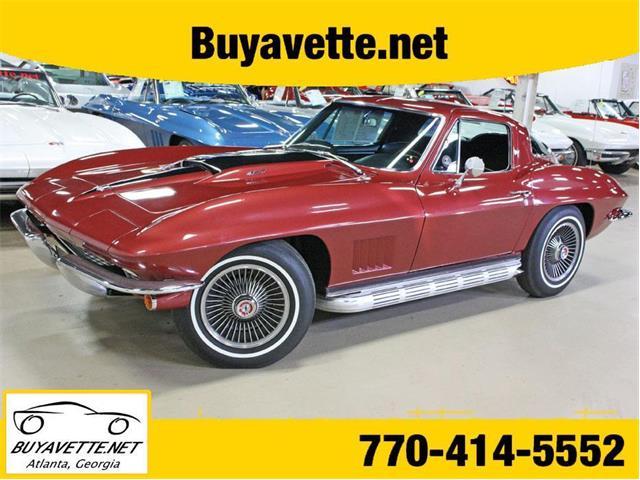 1967 Chevrolet Corvette | 925456