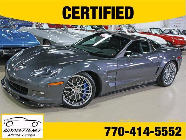 2009 Chevrolet Corvette | 925457