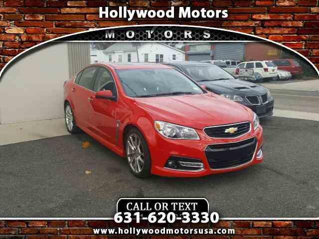 2014 Chevrolet SS | 925463