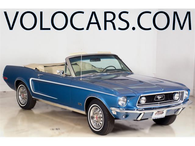 1968 Ford Mustang GT | 925472