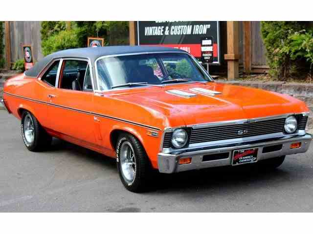 Classifieds For 1969 Chevrolet Nova 21 Available
