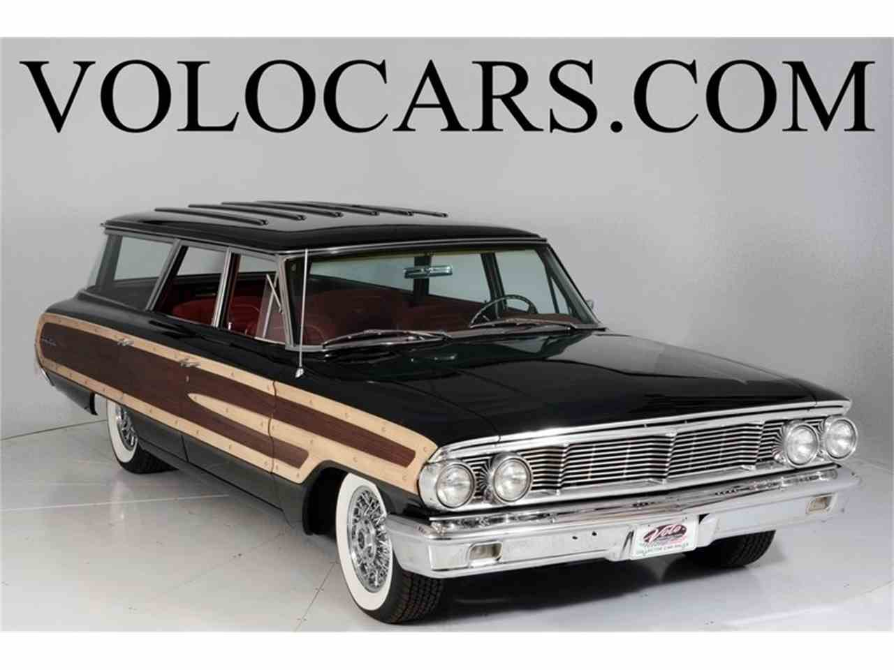 Large Picture of 1964 Country Squire - $39,998.00 - JU3P