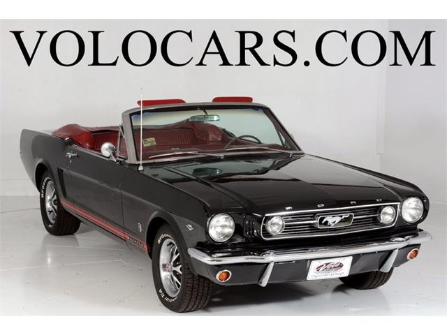 1966 Ford Mustang GT | 925478