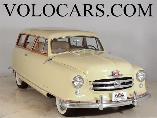 "1950 Nash Rambler Cust ""Tin Woody"" 