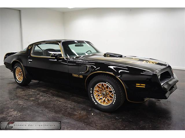 1978 Pontiac Firebird Trans Am | 925502