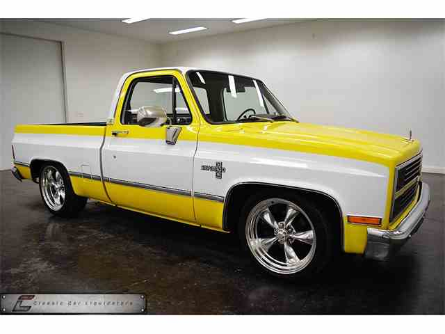 1983 Chevrolet C/K 10 | 925503