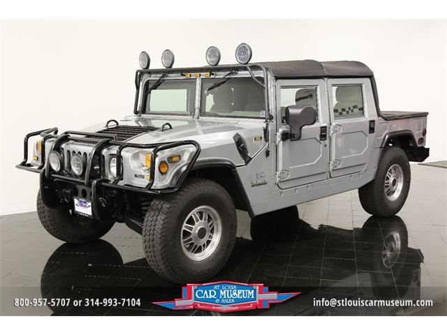 2001 Hummer H1 Open Top | 925505
