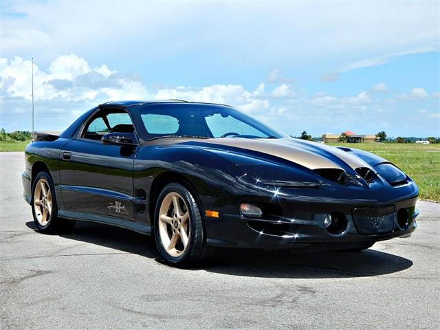 2001 PONTIAC FIREHAWK 10TH | 925513