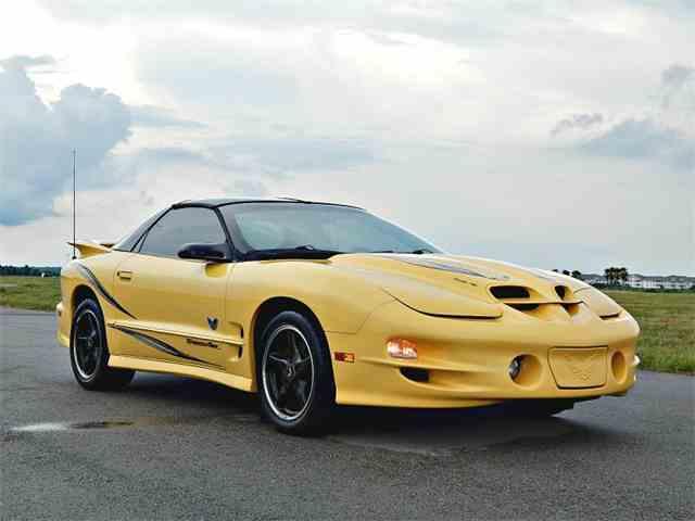 2002 Pontiac  Firebird Trans Am WS6 | 925517