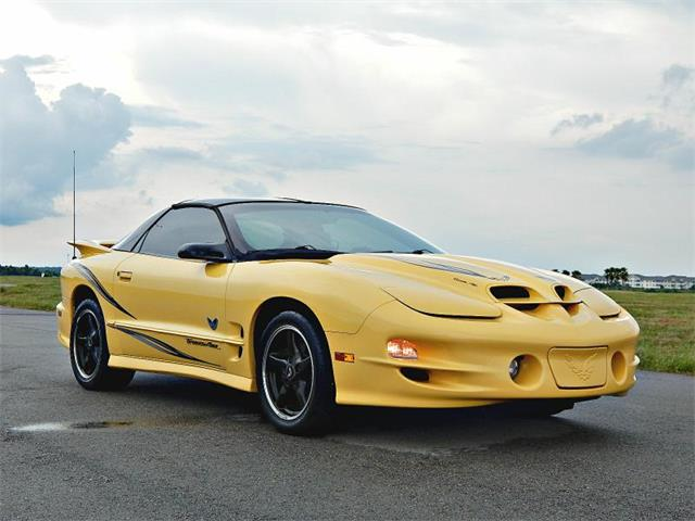 2002 PONTIAC TRANS AM COLLEC | 925517