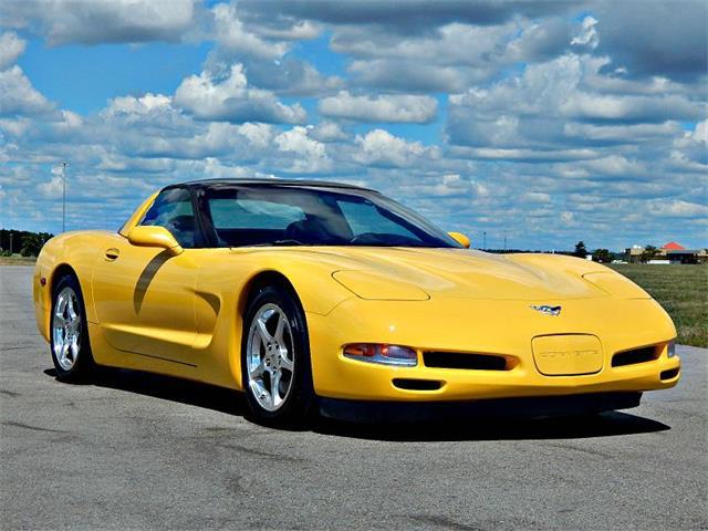 2003 Chevrolet Corvette | 925518