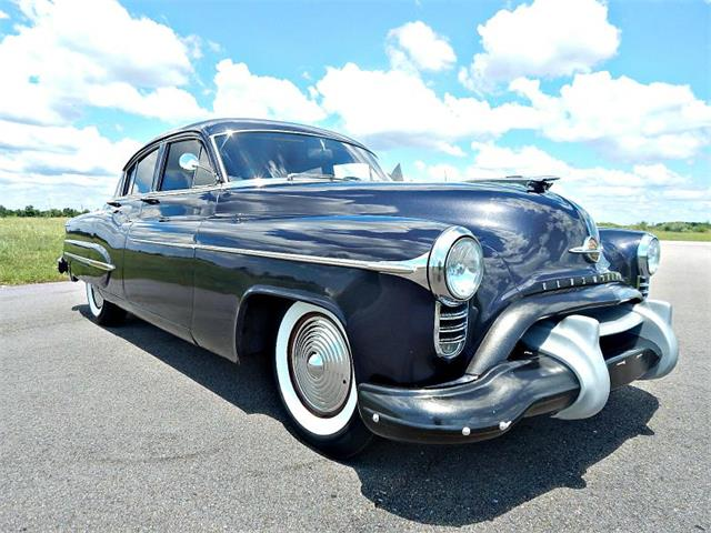 1950 OLDSMOBILE FUTURAMIC 98 | 925520